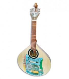 Portuguese Guitar APC GFHPLS Spruce Mahogany Hand Painted