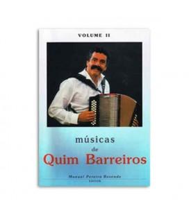 Melodias De Sempre Quim Barreiros Volume 2 by Manuel Resende