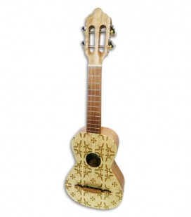 Cavaquinho APC Laser Engraved Natural