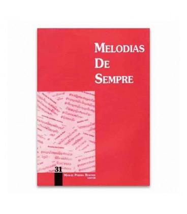 Book Melodias De Sempre 31 by Manuel Resende
