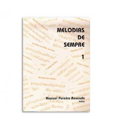 Book Melodias de Sempre 1 by Manuel Resende