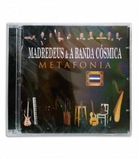 CD Madredeus e a Banda C坦smica Metafonia 2CD Sevenmuses