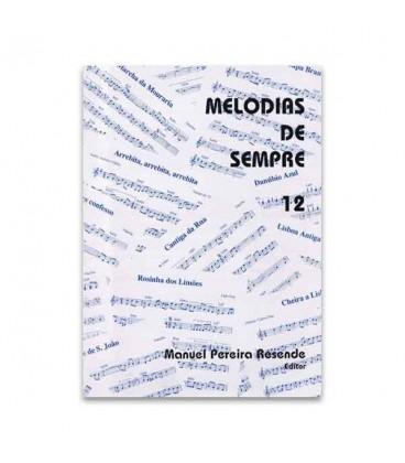 Melodias de Sempre 12 by Manuel Resende