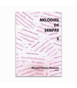 Book Melodias de Sempre 3 by Manuel Resende