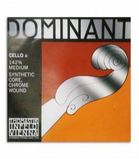 String Thomastik Dominant 130 for Cello 3/4 1st A
