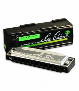 Harmonica Lee Oskar Harmonic Minor in E minor