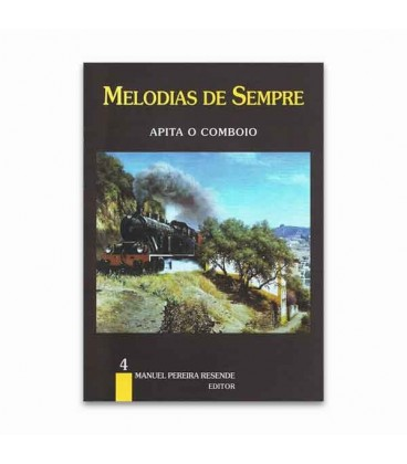 Book Melodias de Sempre 4 by Manuel Resende