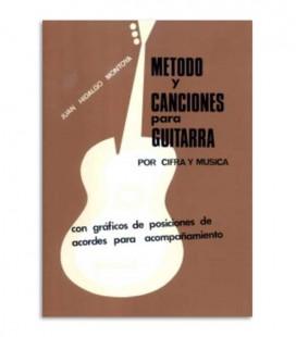 Book J H Montoya M辿todo y Canciones F叩ciles para Guitarra TIC60018