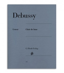 Cover of book Debussy Clair de Lune