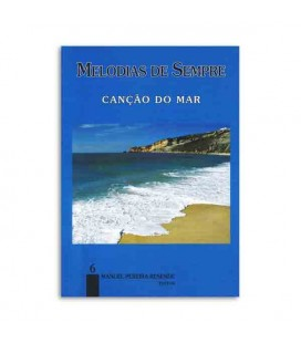 Book Melodias de Sempre 6 by Manuel Resende