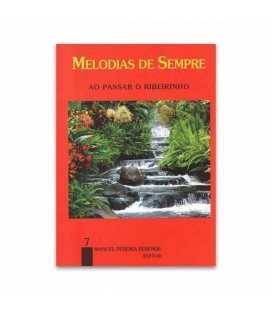 Book Melodias de Sempre No 7 by Manuel Resende