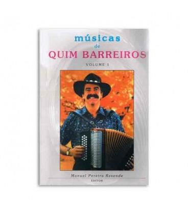 Melodias de Sempre Quim Barreiros Volume 1