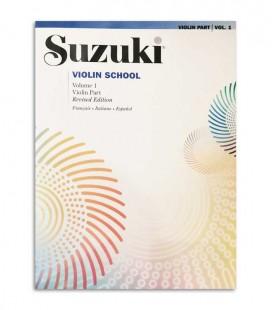 Suzuki Violin School Vol 1 FR IT ES