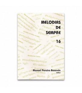 Book Melodias de Sempre 16 by Manuel Resende