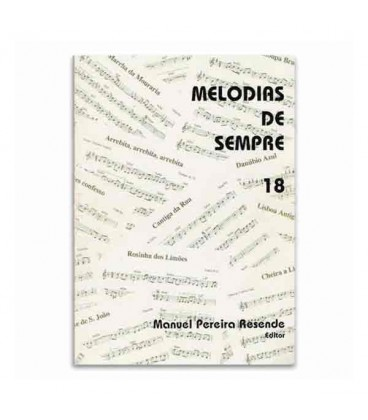 Book Melodias de Sempre 18 by Manuel Resende