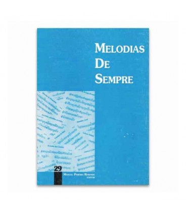 Book Melodias de Sempre 29 by Manuel Resende